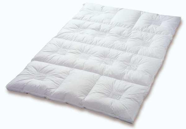 Daunenbett extra warm PREMIUM