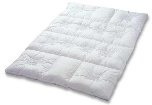 Daunenbett extra warm